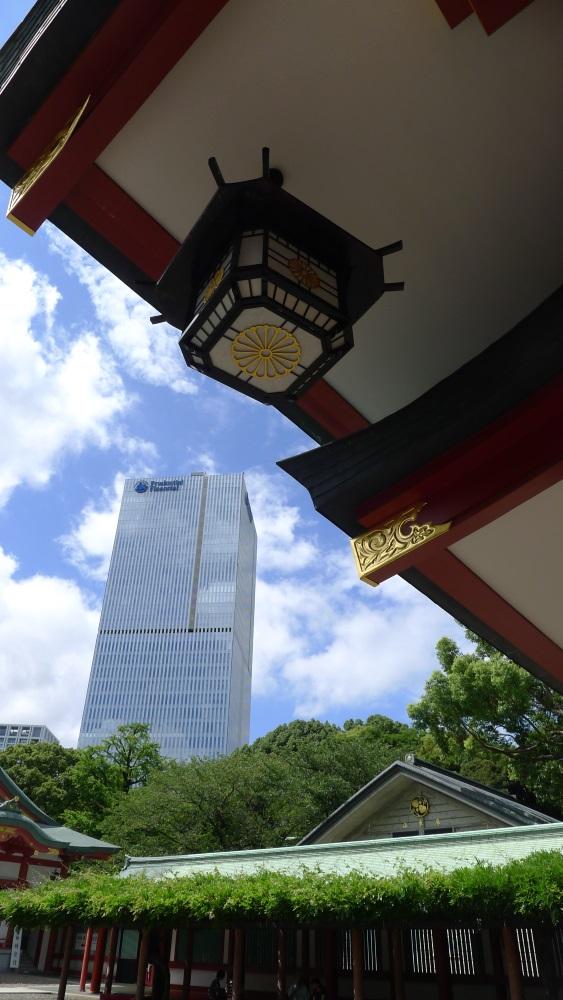 画像 日枝神社の境内の様子2
