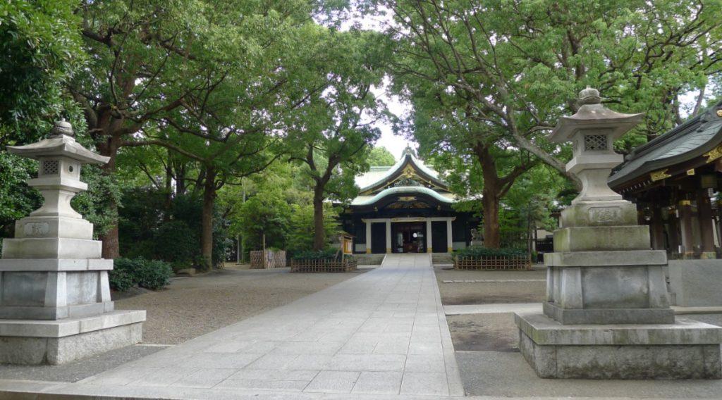 画像 王子神社の境内の様子2